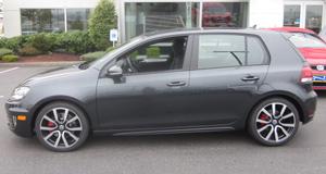 2013_Volkswagen_GTI_4-Door_Autobahn_Gray